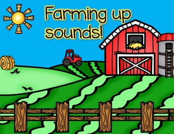 Farming Letters and sounds
