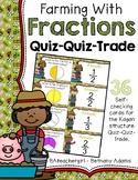 Farming With Fractions ~ Quiz-Quiz-Trade Cards ~