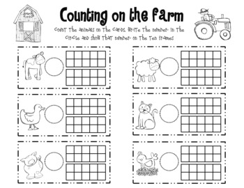Farming for Math and Literacy