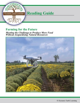 Farming for the Future - Article Reading Guide