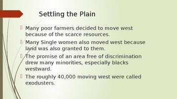 Farming in the 19th Century