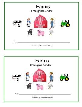 Farms--EMERGENT READER