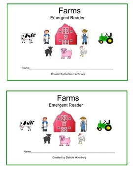Farms--EMERGENT READER