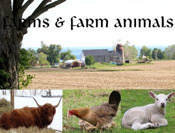 Farms & Farm Animals.....(photos for commercial use)