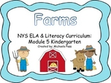 Farms NYS Common Core Domain 5 Kindergarten