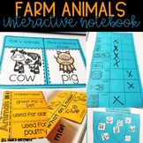 Farm Activities Unit: Interactive Notebook
