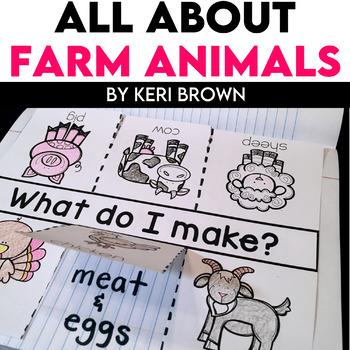 Farms Unit {Interactive Notebook}