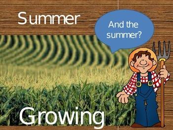 Farms through the seasons
