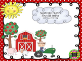 Bar Graphs and Pictographs Learning Center Activities - Farmyard Frenzy