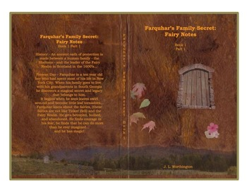 Farquhar's Family Secret: Fairy Notes Book 1 Lesson Plan: