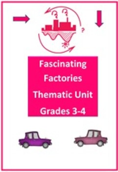 Fascinating Factories Thematic Unit Grades 3-4