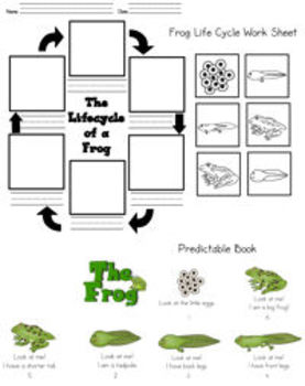 Fascinating Frogs! {reading, writing, math, science, & art}