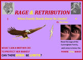 Fascinating Novelette: Rage and Retribution with 100-Page Study Aids!