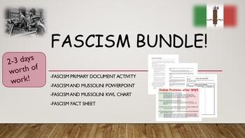 Fascism Bundle