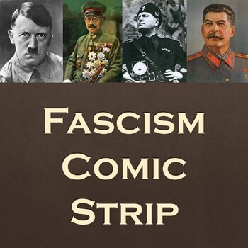 Fascism Comic Strip