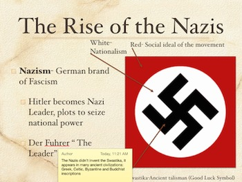 Fascism Rises In Europe PowerPoint and Keynote Presentations