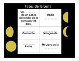 Fases de la Luna: Phases of the Moon