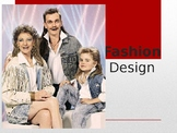 Fashion Design Art Lesson Powerpoint