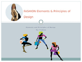 Fashion Elements & Principles Power Point