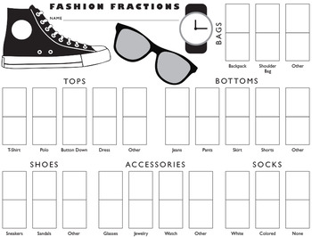 Fashion Fractions