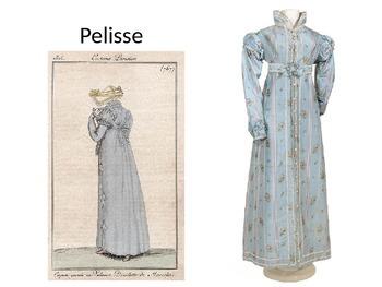 Fashion History: Directoire and Empire Period, 1790-1820