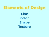 Fashion Principles and Elements of Design Powerpoint