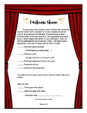 Fashion Show Project (Spanish)
