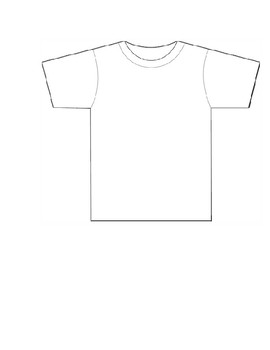 Fashion T-Shirt Introduction Activity
