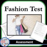 Fashion Unit Test