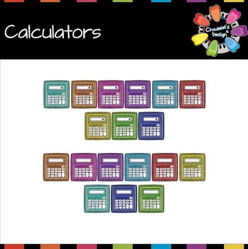 Fashionable Calculators [Back to School]