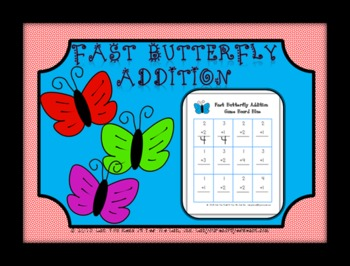 Fast Butterfly Addition Center