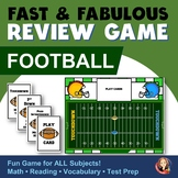 Football Fact Review Game