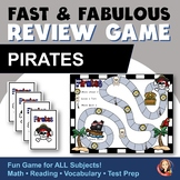 Pirate Theme Game for Fact Review