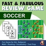 Fact Review Game - Soccer Theme