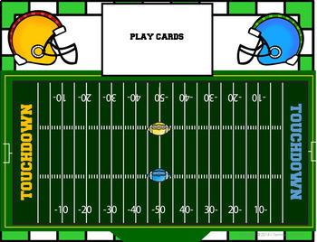 Fact Review Board Games  Sports Theme Bundle