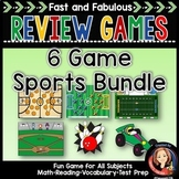 Fact Review Board Games  Sports Theme Bundle