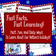 Fast Fact Fans: American Holidays