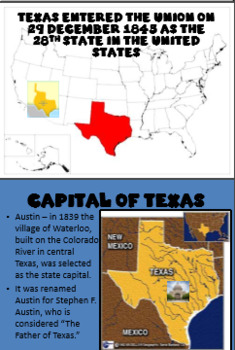 Fast Facts About Texas History