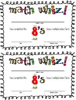 Fast Facts Basic Multiplication Facts Drills