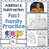 Fast Facts: Fact Family Practice