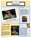 Close Reading - Fast Facts - Hamsters
