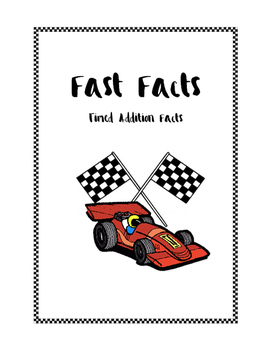 Fast Facts- Math Addition Timed Practice