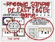 Fast Facts Multiplication Flash Cards {Freebie}