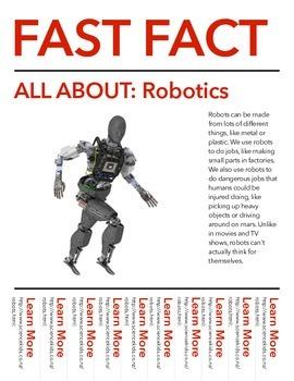 Fast Facts: Robotics