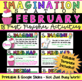 Fast Finisher Activities | February | Imagination Station