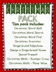 Fast Finisher Christmas Pack