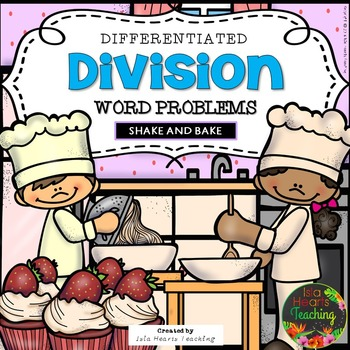 Division Word Problems ~ Division Worksheets