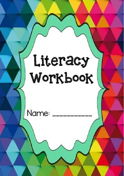 Fast Finishers Literacy Workbook