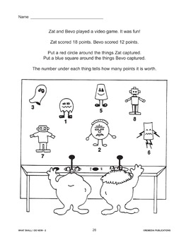 Fast Finishers Skill-Based Activities for Second Grade