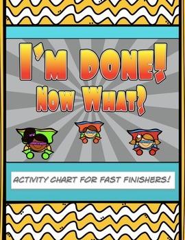 Fast Finishers Superhero